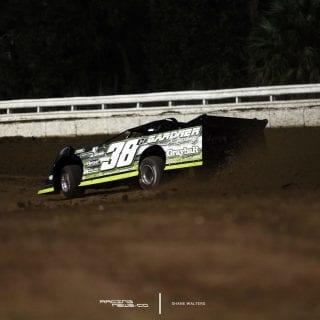 John Gardner Jr. 38c Dirt Late Model 8049