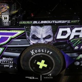 Joker Dirt Late Model 4302