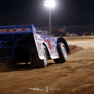 Josh Richards 2017 Car