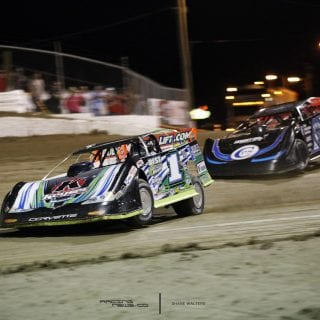 Josh Richards Bubba Raceway Park 8429