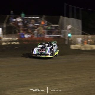 Josh Richards Dirt Late Model Racing Photo 5255
