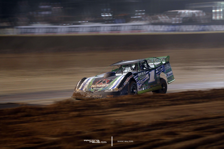 Josh Richards Golden Isles Speedway Winner LOLMDS3757