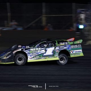 Josh Richards Scott Bloomquist 7526