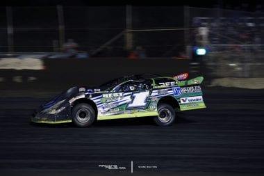 Josh Richards Scott Bloomquist 7526