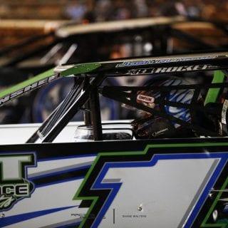 Josh Richards Scott Bloomquist Lucas Oil Late Model Dirt Series Racing 8347