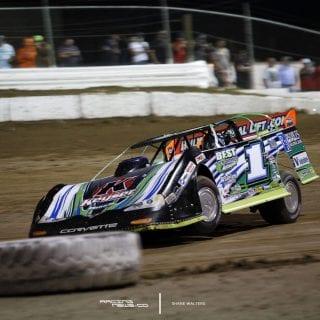 Josh Richards Lucas Oil Late Model Racing 8448