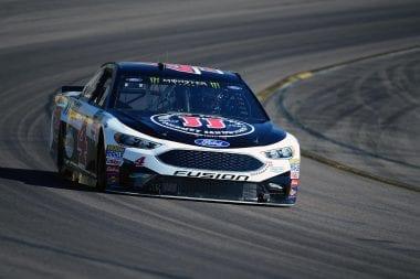 Kevin Harvick Ford - 2017 NASCAR Test