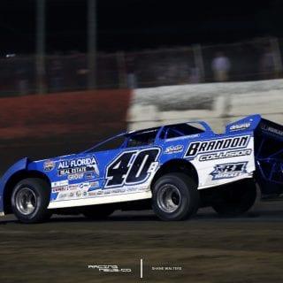 Kyle Bronson East Bay Raceway Park 40B 7466