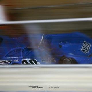 Kyle Bronson Motorsports - 40B Dirt Late Model