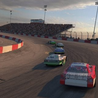 LVMS Bullring Screenshot