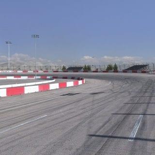 Las Vegas Motor Speedway Bullring iRacing Sim Racing Screenshot