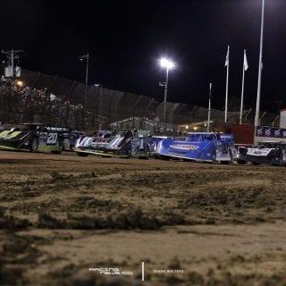 Lucas Oil 4 Wide Salute East Bay Raceway Park Tampa Florida 6341