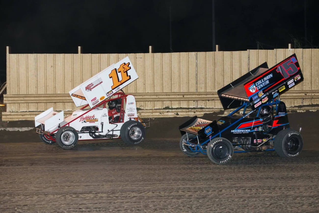 Lucas Oil ASCS TV Races 2017 - MavTV