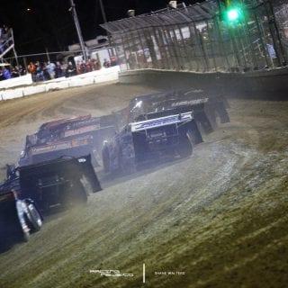 Lucas Oil Dirt Racing Bubba Raceway Park 8161
