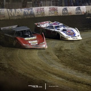 Lucas Oil Dirt Series Racing Photo 7017
