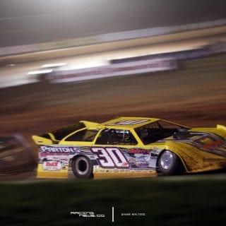 Lucas Oil Late Model Dirt Racing 1975