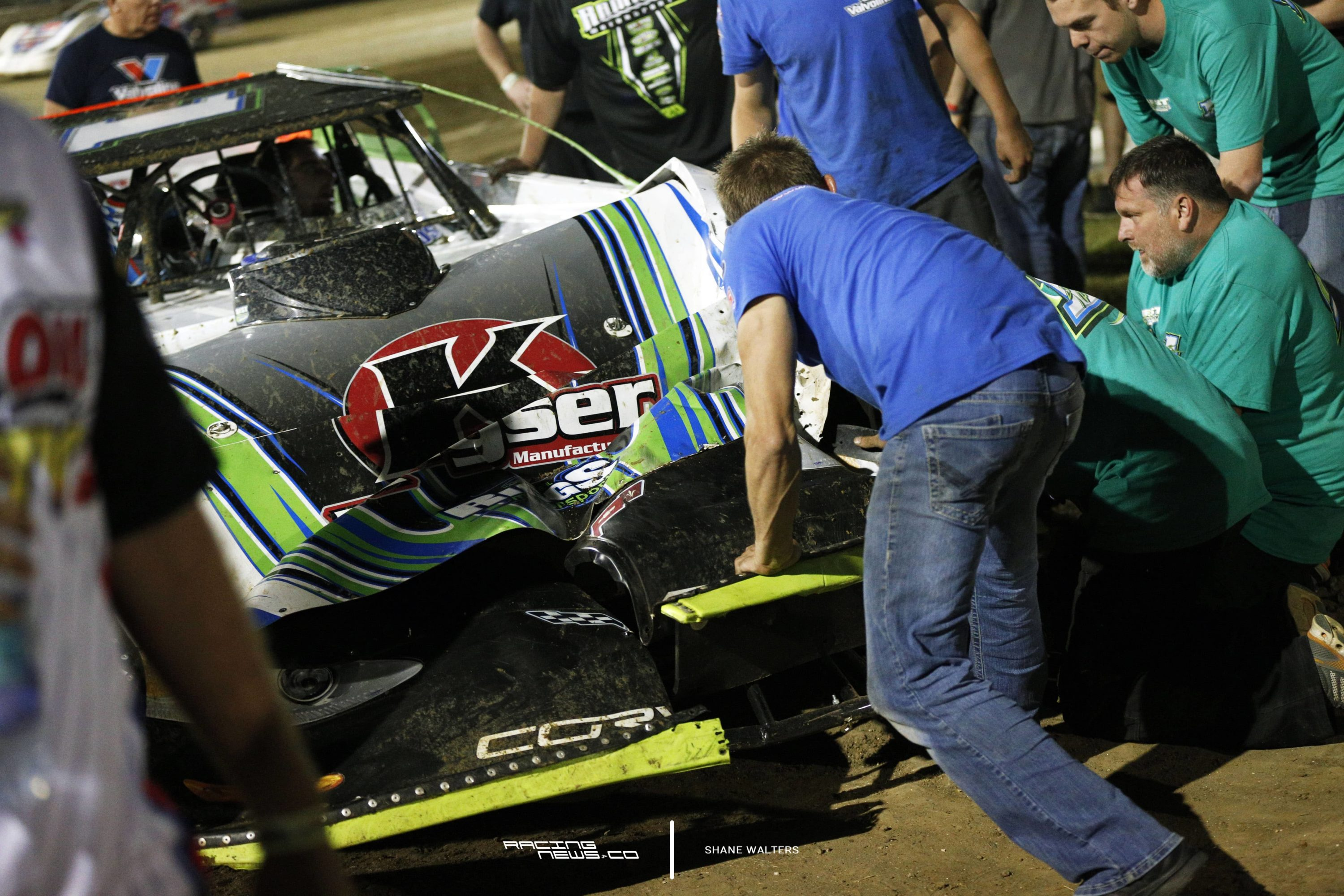 Statement from Mark Richards after Bubba Raceway Park Pitlane