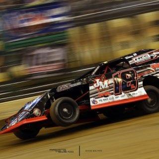 Michael Long Gateway Dirt Nationals Modified Winner
