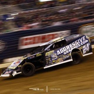 Mike Harrison Gateway Dirt Nationals