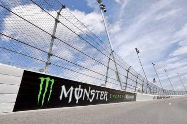 Monster Energy NASCAR Cup Series Wall at Daytona International Speedway