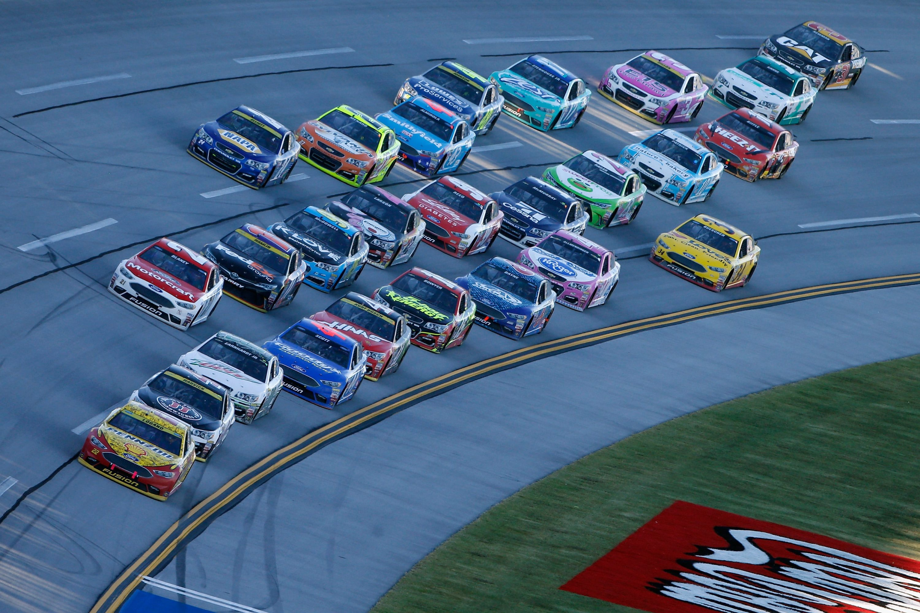 NASCAR Concussions Protocol Extended