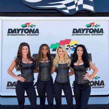 NASCAR Monster Energy Girls - NASCAR Victory Lane Girls