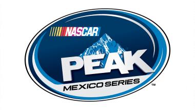 NASCAR PEAK Mexico Series Logo