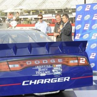 NASCAR Rusty Wallace Dodge