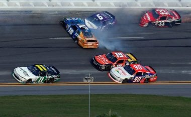 NASCAR Stage Racing Brings Chaos