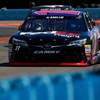 NASCAR Watkins Glen Race Format - New Stage Lengths