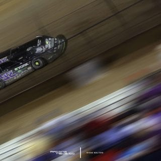 Nick Davis Racing - Lucas Oil Late Model Dirt Series Photo 5957