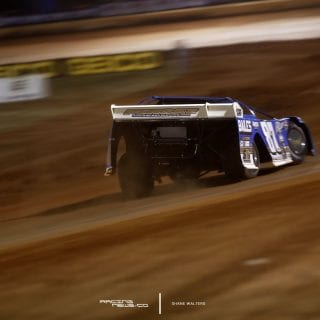 Penske Racing Shocks Dirt Late Model 1728