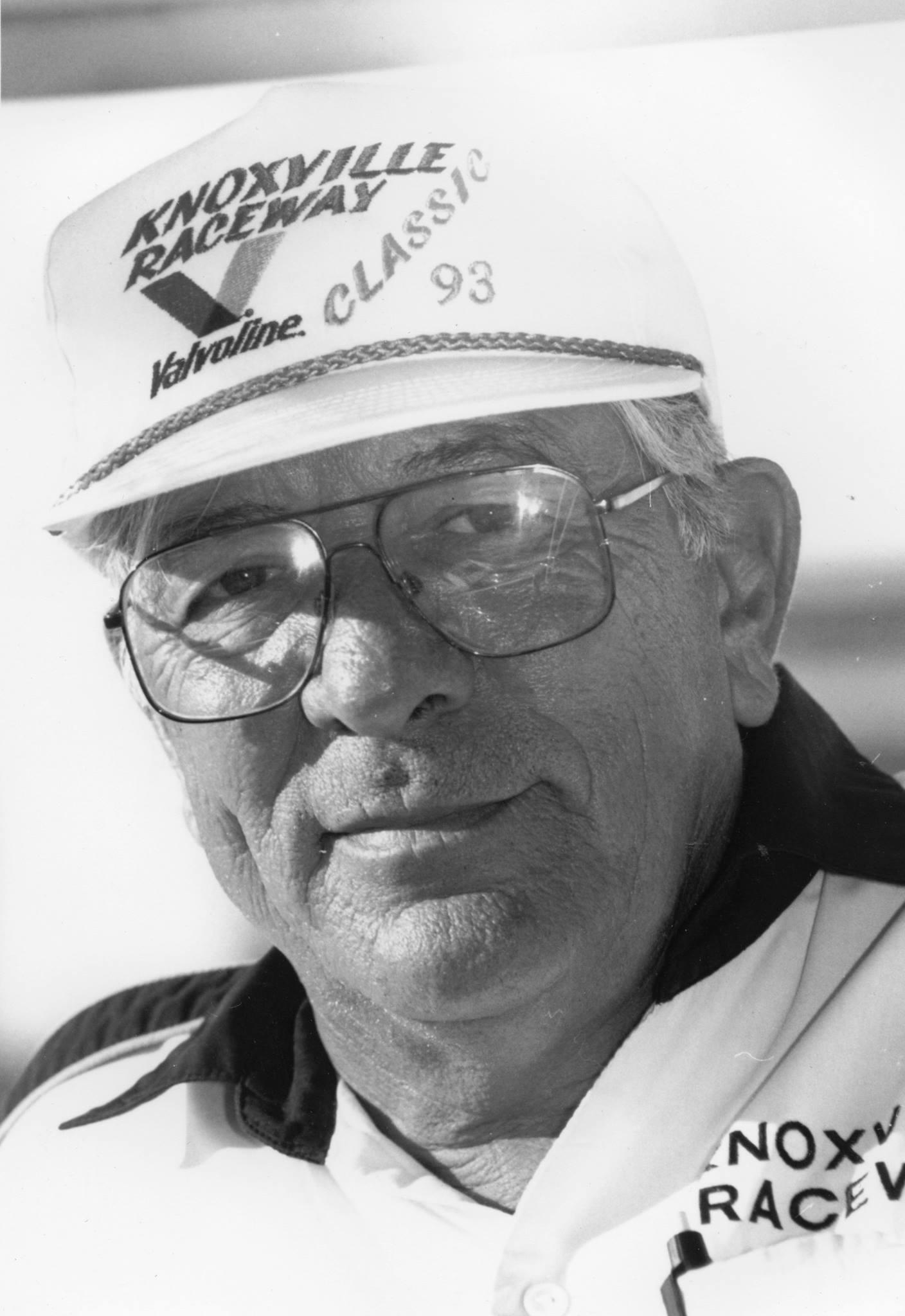 Ralph Capitani Knoxville Raceway Dirt Racing