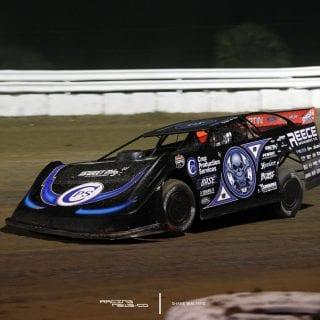 Scott Bloomquist 2017 Dirt Late Model Racing Photography 8637