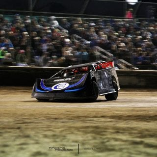 Scott Bloomquist Bubba Raceway Park 8561