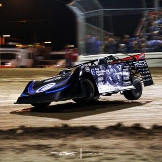Scott Bloomquist Dirt Racing Photo 8532