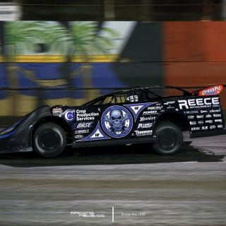 Scott Bloomquist East Bay Raceway Park Win 7587