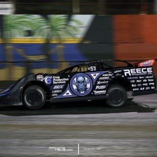 Scott Bloomquist East Bay Raceway Park Win 7587