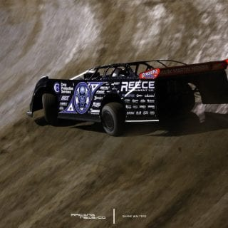 Scott Bloomquist East Bay Raceway Park Winternationals LOLMDS 6223