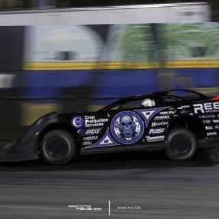 Scott Bloomquist East Bay Raceway Park Winternationals Photo 6591