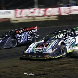 Scott Bloomquist Josh Richards 6515