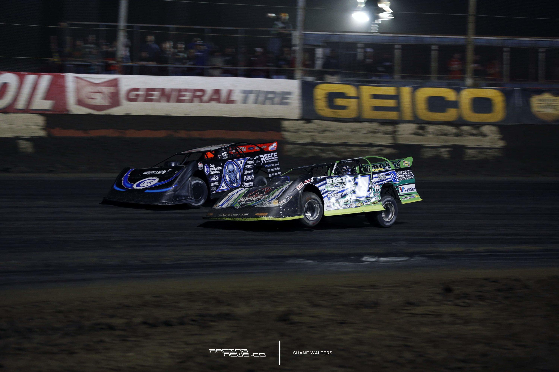 Scott Bloomquist Josh Richards East Bay Raceway Park 7520