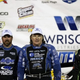 Scott Bloomquist Josh Richards Jonathan Davenport 7775