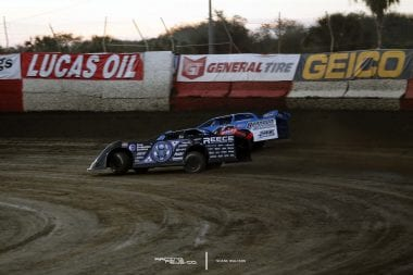 Scott Bloomquist Kyle Bronson 6809