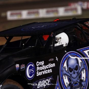 Scott Bloomquist Late to racetrack
