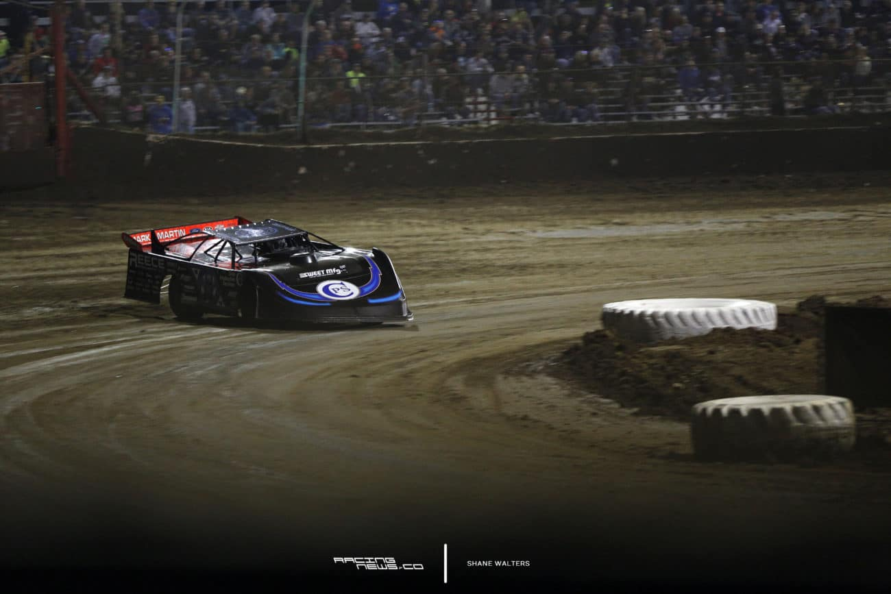 Scott Bloomquist Lucas Oil Late Model Dirt Series Photo 7081