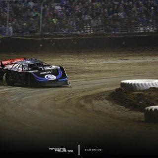 Scott Bloomquist Lucas Oil Late Model Dirt Series Photo 7081