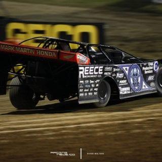 Scott Bloomquist Lucas Oil Late Model Dirt Series Photos 8171