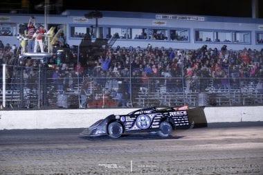 Scott Bloomquist Win East Bay Raceway Park Winternationals February 17 2017 7633