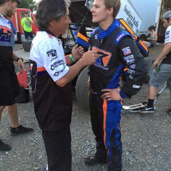 Sheldon Haudenschild Racing World of Outlaws